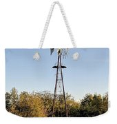Old Southern Windmill Weekender Tote Bag