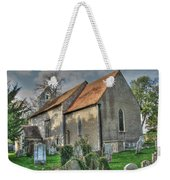 Old St Mary's Walmer Weekender Tote Bag