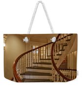 Old State House Spiral Staircase Weekender Tote Bag