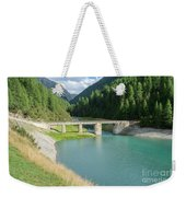 Old Stone Bridge Weekender Tote Bag