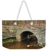 Old Stone Bridge In Illinois 1 Weekender Tote Bag