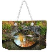 Old Stone Bridge Over Fountain Creek 2 Weekender Tote Bag