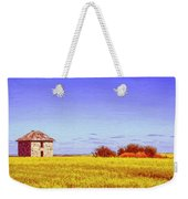 Old Stone Farmhouse Tuscany Weekender Tote Bag