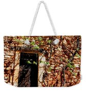 Old Stone House In Provence Weekender Tote Bag