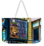 Old Store Sign Pittsburgh Pennsylvania V4 Dsc0917 Weekender Tote Bag
