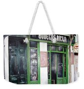Old Tavern-madrid Weekender Tote Bag by Tomas Castano