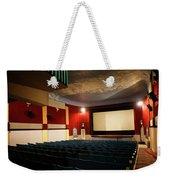 Old Theater Interior 1 Weekender Tote Bag by Marilyn Hunt