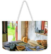 Old Time Kitchen At Old World Wisconsin Weekender Tote Bag