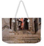 Old Town Entrance Weekender Tote Bag