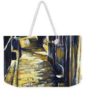 Old Town Hastings Weekender Tote Bag