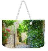 Old Town Of Provence Street Weekender Tote Bag