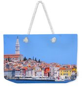 Old Town Rovinj Weekender Tote Bag