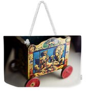 Old Toy Weekender Tote Bag