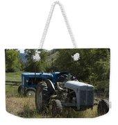 Old Tractor 7 Weekender Tote Bag