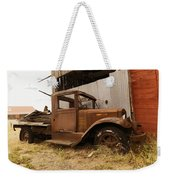 Old Truck In Old Forgotten Places Weekender Tote Bag