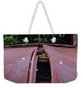 Old Truck New Vines Weekender Tote Bag