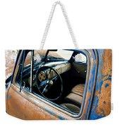 Old Truck Rusty Weekender Tote Bag