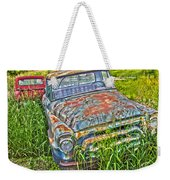001 - Old Trucks Weekender Tote Bag