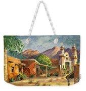 Old Tucson Weekender Tote Bag