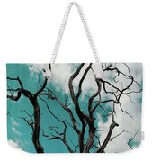 Old Twisted Tree Weekender Tote Bag by Patricia Strand