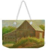 Old Vermont Barn Weekender Tote Bag