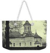 Old Village Church Weekender Tote Bag