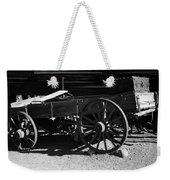 Old Wagon Weekender Tote Bag