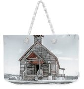 Old West Church Weekender Tote Bag