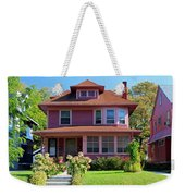 Old West End Pink 7 Weekender Tote Bag