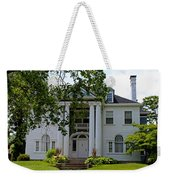 Old West End White 1 Weekender Tote Bag