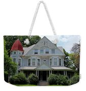 Old West End White 2 Weekender Tote Bag