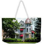 Old West End White 7 Weekender Tote Bag
