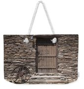 Old West Weekender Tote Bag