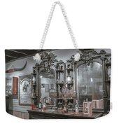 Old West Saloon Weekender Tote Bag