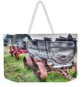 Old West Wagons Weekender Tote Bag