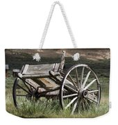 Old Wheels Weekender Tote Bag