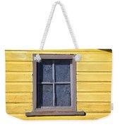 Old Window Weekender Tote Bag
