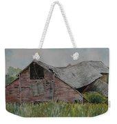 Old Wisconsin Barn Weekender Tote Bag