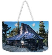 Old Witch Hat Gold Mine Weekender Tote Bag