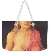 Old With Purse 1507 Weekender Tote Bag
