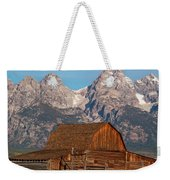 Old Wood Barn Weekender Tote Bag
