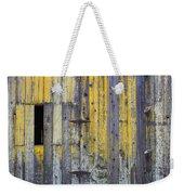 Old Wooden Barn Weekender Tote Bag