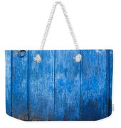 Old Wooden Door Weekender Tote Bag