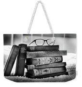 Old World Books Weekender Tote Bag
