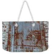Old World Door Weekender Tote Bag
