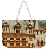 Old World Weekender Tote Bag