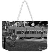 Old Ybor City Trolley Weekender Tote Bag