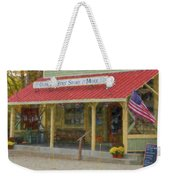Olde Country Store Weekender Tote Bag