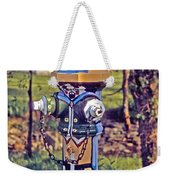 Oldenburg Fireplug Weekender Tote Bag