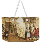 Oldmixon, John Gleanings From Piccadilly To Pera. Weekender Tote Bag